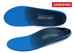 Flat Foot Orthotics Insoles for Women Running Shoes Inserts