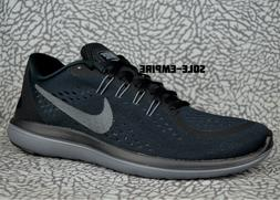 Nike Flex 2017 RN 898457-005 Black Anthracite Grey Men's Run