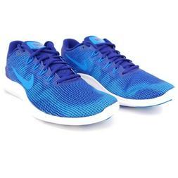 Nike Flex 2018 RN Mens Running Shoes Deep Royal Blue/Blue He