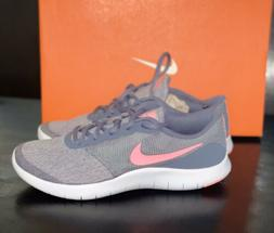nike flex contact Running Athletic Shoes Youth Size 7 Womens