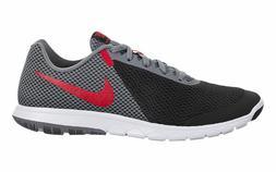 Nike Flex Experience RN 6 Black Grey Red White 881802-011 Me