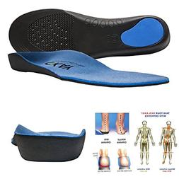 Foot Arch Support Insoles Shoe Inserts For Women Men Pain Re
