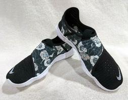 Nike Free RN Flyknit 3.0 FLR Black/Multi Women's Running Sho