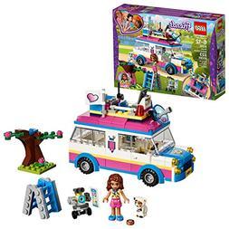 LEGO Friends Olivia's Mission Vehicle 41333 Building Set