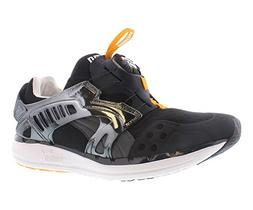 Puma Men's Future Disc Lite Tech'D Out Athletic Sneaker, Bla