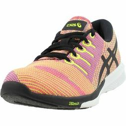 ASICS Fuzex Knit Running Shoes - Orange - Womens