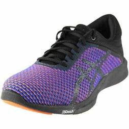 ASICS Fuzex Rush CM Running Shoes Purple - Mens - Size 6 D