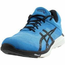 ASICS FuzeX Rush Running Shoes - Blue - Mens