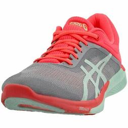 ASICS FuzeX Rush Running Shoes - Grey - Womens