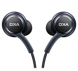Headphones Titanium Grey for samsung Galaxy S8/S8+ In-Ear AK