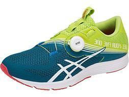 ASICS Men's GEL-451 Running Shoe - Color: Neon Lime/White  -