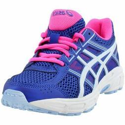 ASICS Gel-Contend 4 Grade School Running Shoes - Purple - Gi