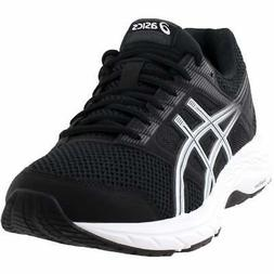 ASICS Gel-Contend 5  Casual Running  Shoes - Black - Mens