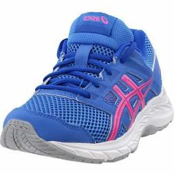 ASICS Gel-Contend 5   Casual Running  Shoes - Blue - Girls