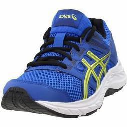 ASICS Gel-Contend 5 Grade School   Casual Running  Shoes Blu
