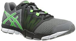 ASICS Men's GEL-Craze TR Cross-Training Shoe,Black/Onyx/Gran