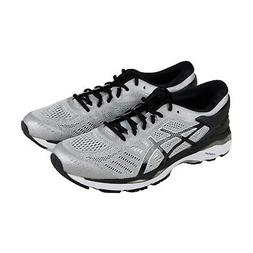 Asics Gel Kayano 24 Mens Gray Textile Athletic Lace Up Runni