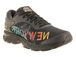ASICS Men's Gel-Kayano 25 NYC Black/Black Running Shoe 11.5