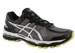 Men's ASICS 'GEL Kayano 22' Running Shoe, Size 11.5 D - Grey