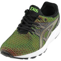 ASICS GEL-Kayano Trainer Evo Running Shoes - Green - Mens