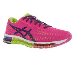 ASICS Gel-Quantum 360 GS Running Shoe , Hot Pink/White/Sharp