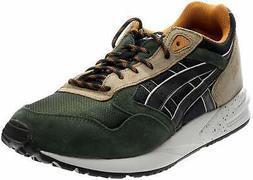 ASICS GEL-Saga  Casual Running Trail Shoes - Green - Mens