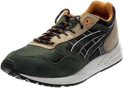 ASICS GEL-Saga Trail Running Shoes - Green - Mens