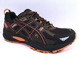 Asics Gel Venture 5 Shock Orange Mens Running Shoes Size 8 4