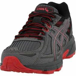 ASICS Gel-Venture 6 GS  Casual Running  Shoes Grey Boys - Si