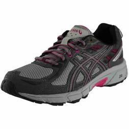 ASICS GEL-Venture 6 Trail Running Shoes - Black - Womens