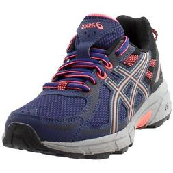 ASICS GEL-Venture 6 Trail Running Shoes - Blue - Womens