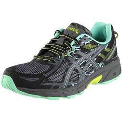 ASICS GEL-Venture 6 Trail Running Shoes - Grey - Womens