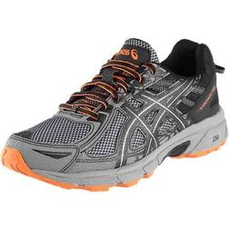 ASICS GEL-Venture 6 Trail Running Shoes - Grey - Mens
