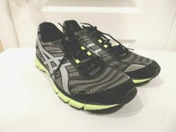 ASICS GEL-Zaraca 2  Athletic Running Neutral Shoes - Grey -