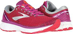 Brooks Women's Ghost 11 Aster/Diva Pink/Silver 9.5 B US