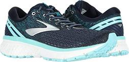Brooks Women's Ghost 11 Navy/Grey/Blue 8 B US