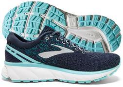 Brooks Ghost 11 Women's Running Shoe Navy/Grey/Blue multiple