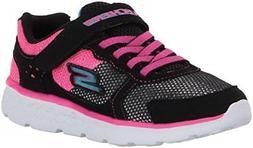 Skechers Kids Girls Go Run 400-Sparkle Sprinters Sneaker- Se