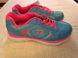CHAMPION Girls Shoes ATHLETIC Running SNEAKERS SCHOOL PE Siz