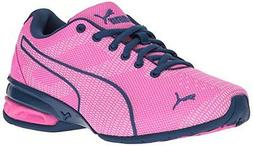 PUMA Girls Tazon 6 Wov Jr Running Shoe  Big- Pick SZ/Color.