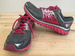 Brooks Glycerin 14 Running Shoes Womens Size 9 M  Pink/Gray