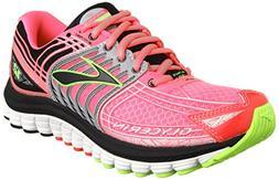 Women's Brooks 'Glycerin 12' Running Shoe, Size 5 B - Pink