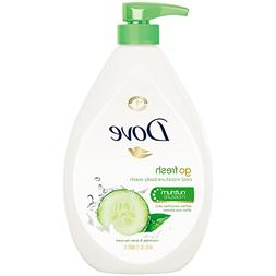Dove go fresh Body Wash, Cucumber and Green Tea Pump 34 Ounc