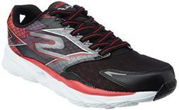 Skechers Performance Men's Go Run Ride 4 Running Shoe, Black