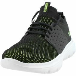 Skechers Gowalk Evolution Ultra Running Shoes - Black - Mens