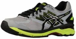 ASICS GT 2000 V4 Men's Running Shoes  Grey Black Yellow T606