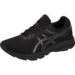 ASICS GT-1000 7 Men's Running Shoe, Black/Phantom, 9.5 4E US