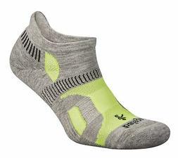 Balega Hidden Contour Socks For Men and Women  Mid Grey / Ne