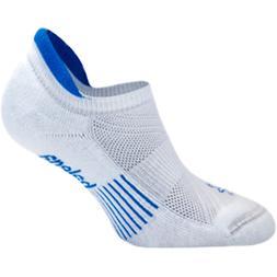 Balega Hidden Cool 2 Running Sock - Kids' White/Sky, M