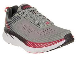 Hoka One: 109756-AMTL Womens Clifton 5 Alloy/Metal Running S